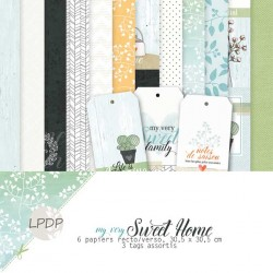 Collection My Very Sweet Home - Les Papiers de Pandore