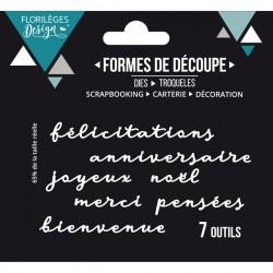 Die Florilèges Design - Mots de carterie