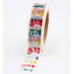 Masking Tape - Chaussettes de Noël