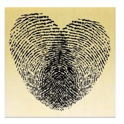 COLLECTION - Des Coeurs - Coeur 2 Empreintes
