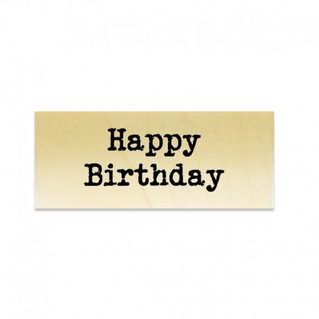 COLLECTION - Mots du Quotidien - Happy Birthday