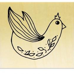COLLECTION - Bien au Chaud - Petite Poule