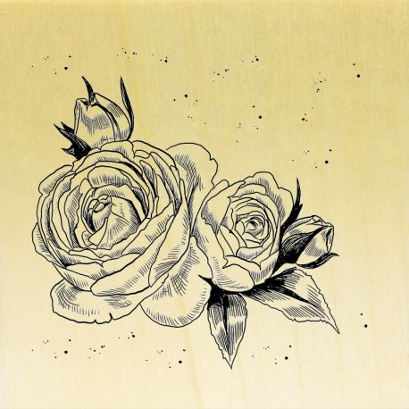 COLLECTION - Enjoy Flowers - Roses et boutons de rose