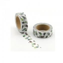 Masking Tape - Petits Cactus et Succulentes