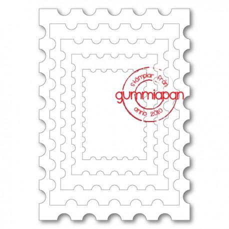 Die Gummiapan - Postage Stamp