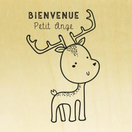 COLLECTION - Bienvenue petit Ange - Renne