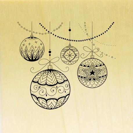 COLLECTION - Classic Christmas - Boules de Noël