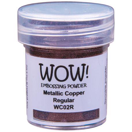 Poudre à embosser Wow - Metallic Copper - Cuivre