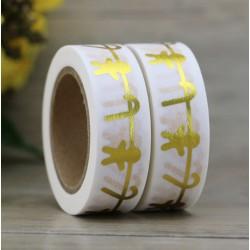 Masking Tape Foil Tape - Motifs Noel or