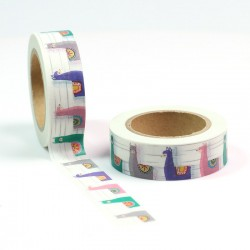 Masking Tape - Lamas