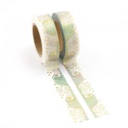 Masking Tape Foil Tape - Vagues or