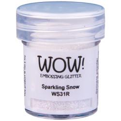 Poudre à embosser Wow - Sparkling Snow (paillettes)