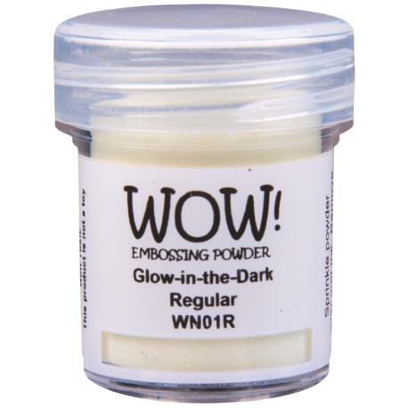 Poudre à embosser Wow - Glo-in-the-Dark (Phosphorescent)
