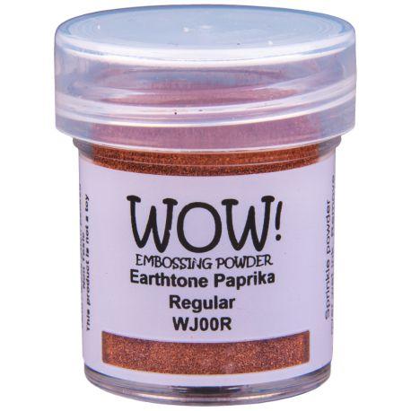 Poudre à embosser Wow - Paprika - Ocre