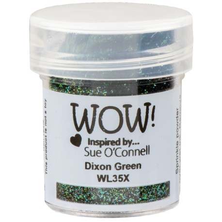 Poudre à embosser Wow - Dixon Green