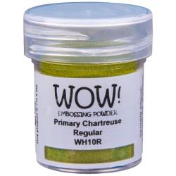 Poudre à embosser Wow - Chartreuse