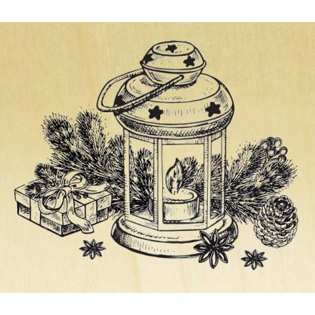 COLLECTION - Noël Rétro - Lanterne de Noël
