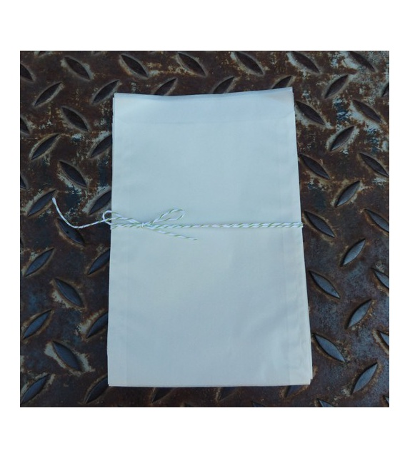 Sachets translucides 130 x 180 mm (set de 10)
