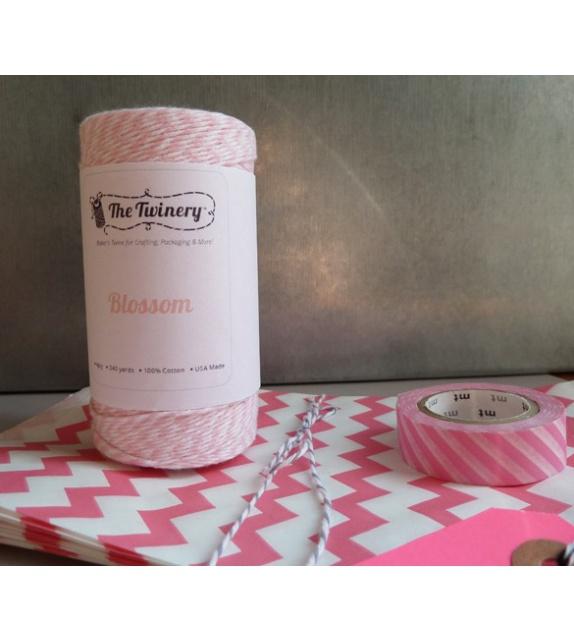 Maxi Bobine de Bakers Twine -  Rose Blossom