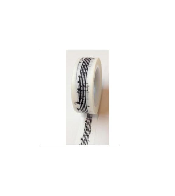 Masking tape - Partition de Musique noire