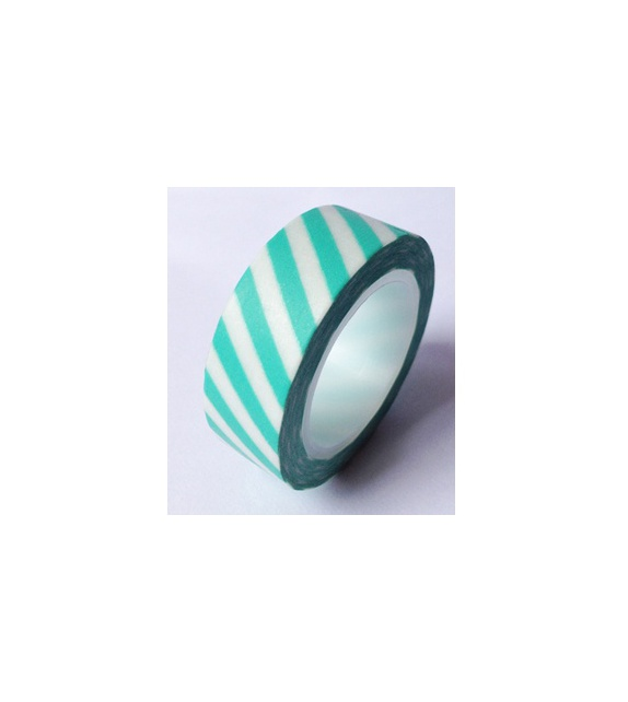 Solo Stripes in Ice Blue