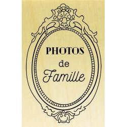 COLLECTION - On est bien chez soi - Photos de Famille Cadre