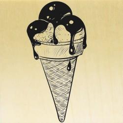 COLLECTION - Plaisirs estivaux - Glace Cone